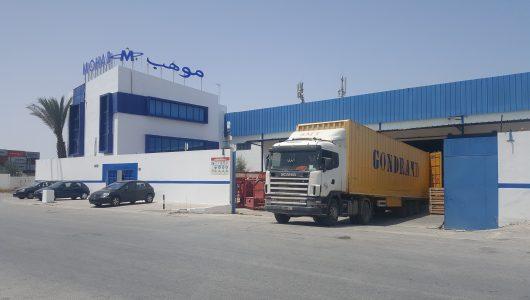 Fret maritime Tunisie - Transporteur de Fret Tunisie