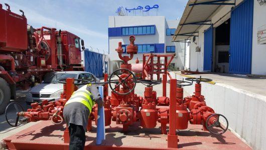 Hassi Messaoud Shipments Tunisia