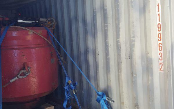 TRANSITAIRE TUNISIE - Logistique et support pétrolier - Agence martime Mohab