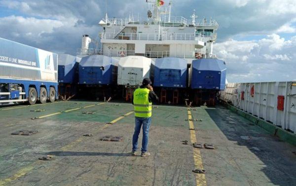 FRET MARITIME TUNISIE - Agent Maritime Tunisie - service transport maritime Tunisie - MOHAB