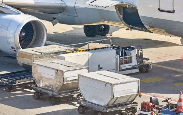 Export fret aérien